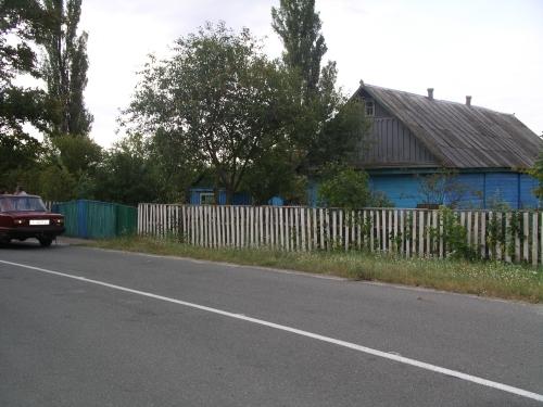 Casa de la zona de Ivankiv. Ucrania. 2009